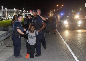 Police Shootings Louisiana