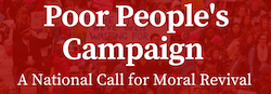The New Poor People's Campaign