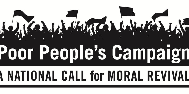 Official Lift Off of the Poor People's Campaign: National Call For A Moral Revival